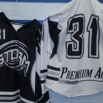 Premium Ag recently sponsored a new set of jerseys for Strathmore Minor Hockey